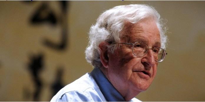 Chomsky y Vijay Prashad acusan intervención de EU en Bolivia