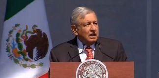 AMLO da cuenta al pueblo de México