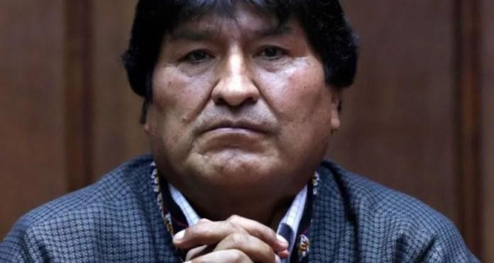 Golpistas emiten orden de aprehensión contra Evo Morales