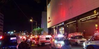 Explosión en centro comercial Parque Delta deja 13 heridos