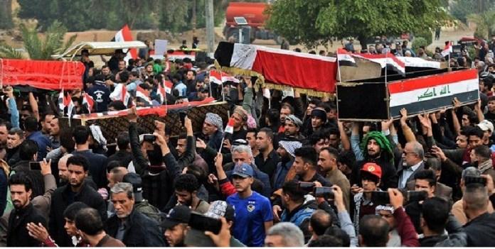 Irán represión ante protestas