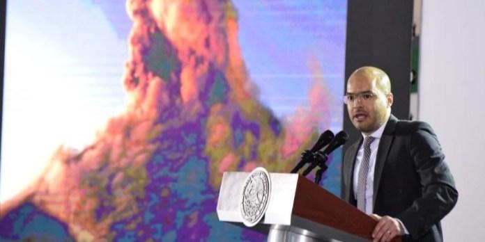 CNPC: Actividad del Popocatépetl no representa riesgo a la población