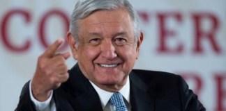 Ante la revocación del mandato 70% apoyaría a AMLO, El Financiero