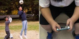 Niños pasan horas en actividades sedentarias, con riesgo a su salud