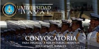 Universidad Naval abre convocatoria