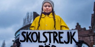 BBC alista serie sobre la vida de la activista Greta Thunberg
