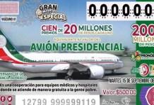 Confirmado: AMLO anuncia la rifa del avión presidencial
