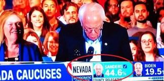 Sanders avanza en internas demócratas