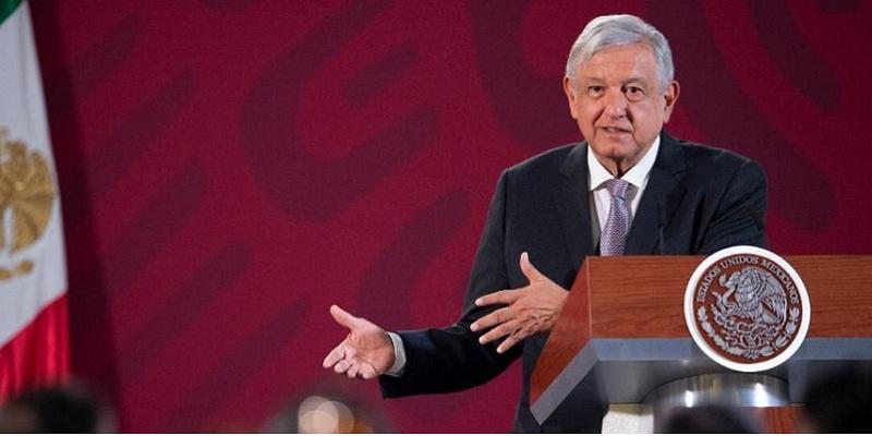 AMLO partidos  - Ciudad de México suspende parquímetros hasta el 30 de abril