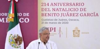 AMLO pide a Trump acelerar el T-MEC