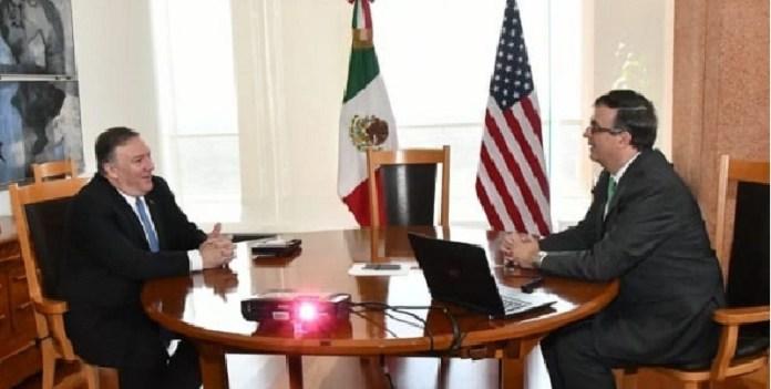 México y EU, acuerdo ante Covid