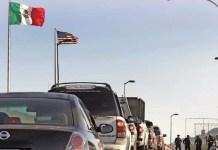 Descartan restricciones en frontera con EU por Covid-19