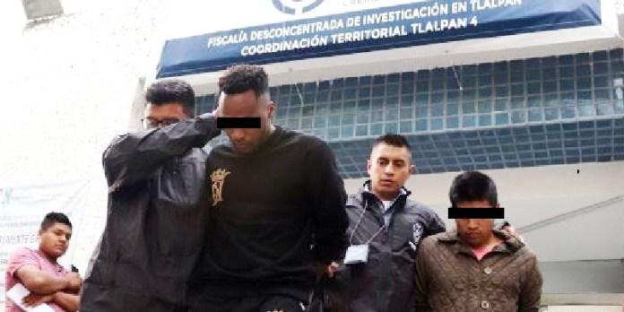 Futbolista Ibarra tras las rejas