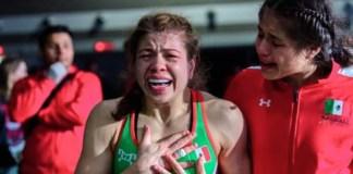 Jane Valencia, primera luchadora mexicana en clasificar a los JJOO