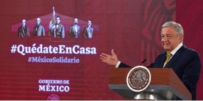 México es ejemplar: AMLO