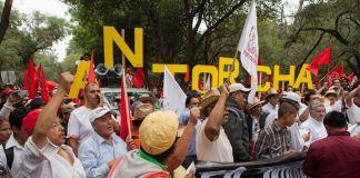 UIF denuncia a Antorcha Campesina por corrupción y lavado de dinero