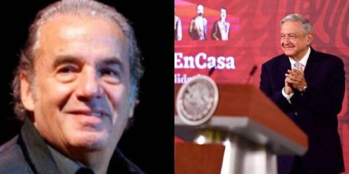 «Lo vamos a recordar siempre», AMLO lamenta muerte de Óscar Chávez