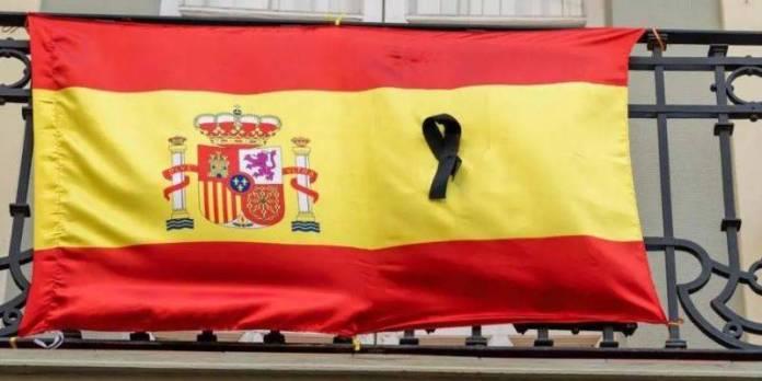 ESPAÑA - España decreta 10 días de luto nacional por víctimas de Covid-19