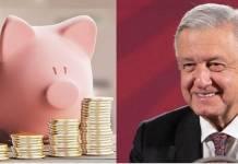 Ahorros en gobierno para regresarlos al pueblo
