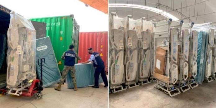 Insabi distribuye más de mil 200 camas para atender Covid-19