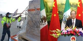 China-México, amistad