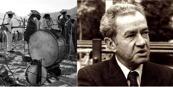 Juan Rulfo, escritor, guionista y fotógrafo, el 'escritor en llamas'