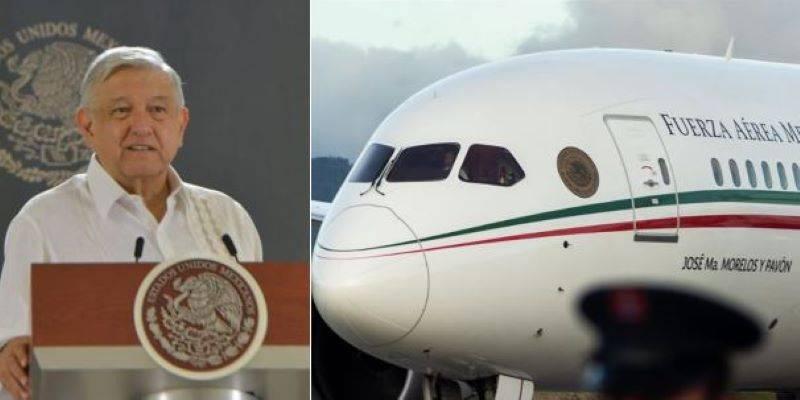 Compradores de avión presidencial pagarían en efectivo y equipos médicos: AMLO