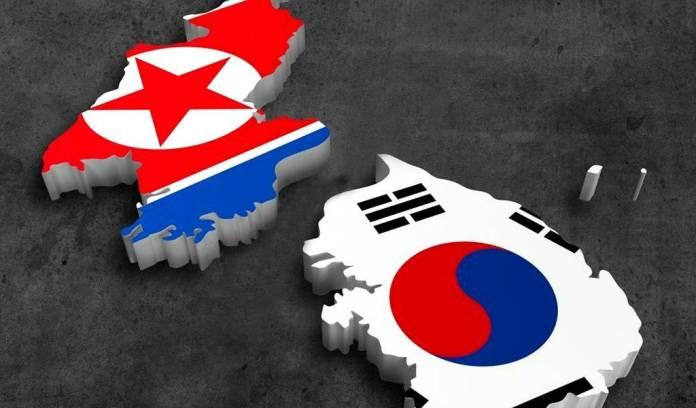coreas - Corea del Norte informa que realizará ejercicios militares en su frontera con Corea del Sur
