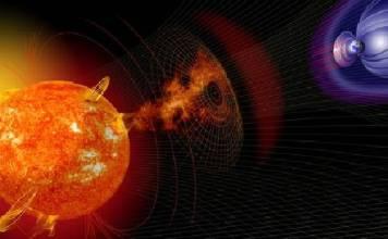 Intensa llamarada solar