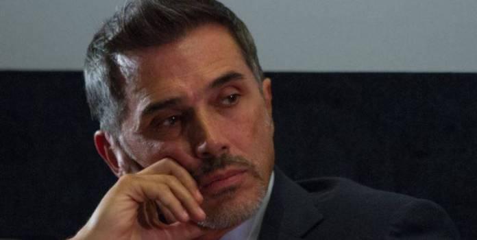 sergio mayer  - Sergio Mayer salió en defensa de Chumel Torres, tras suspensión de su programa