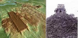 Descubren sitio maya más antiguo en Tabasco