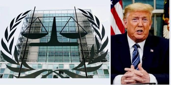 trump cpi - Trump ordena sanciones contra Corte Penal Internacional
