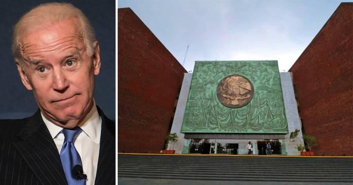 Camara de Diputados tambien espero a felicitar a Biden y nadie lo - Cámara de Diputados también esperó a felicitar a Biden y nadie lo notó