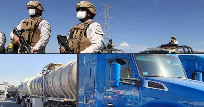 Recuperan 50 mil litros de huachicol Sedena y Guardia Nacional en 10 días