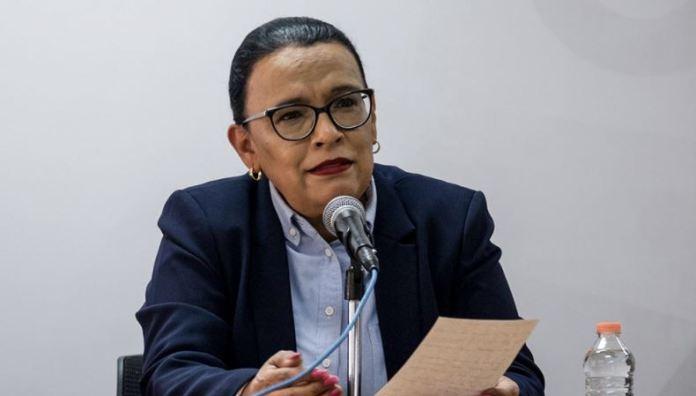 Rosa Icela SSPC  - Se incorpora Rosa Isela Rodríguez al gabinete de AMLO
