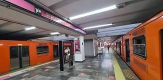 Inician pruebas en la Línea 1 del Metro tras incendio en el mando central