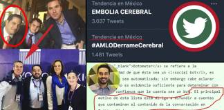 Hallan incongruencias en entrevistas del director de PP de Twitter México