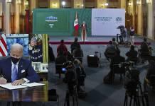 No urge hablar con Biden; coinciden agendas de México y EU: AMLO
