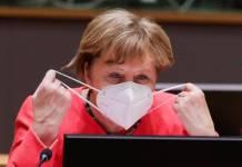 Podemos evitar tercera ola de Covid: Merkel