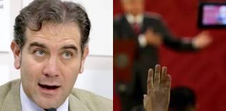 """INE acosa a periodista que asistió a la """"mañanera"""""""