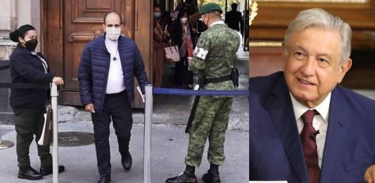 'Pronto retomará actividades' Solalinde sobre AMLO tras visita a Palacio