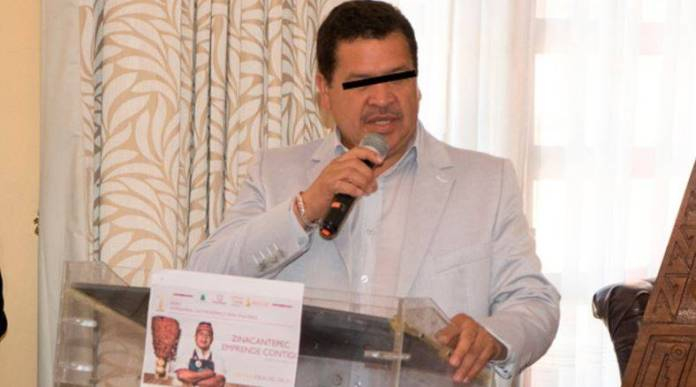 alcalde zinacantepec  - Detienen a alcalde de Edomex por tentativa de homicidio