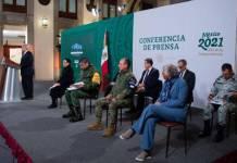 No queremos cooperación militar de EU: AMLO