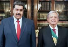 Maduro ofrecerá a México gas natural para mejorar la eficiencia energética