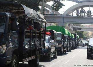 Golpe de Estado en Birmania; políticos y líderes detenidos por militares