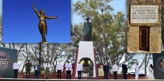AMLO conmemoración vicente guerrero aniversario luctuoso 190