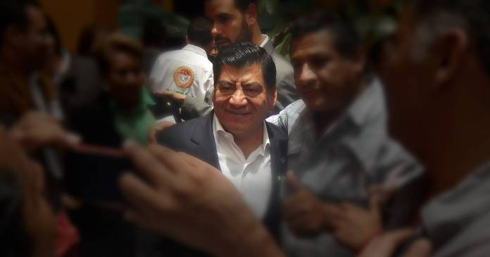 """Captura FGR a exgobernador priista Mario Marín, """"El Góber Precioso"""""""