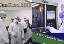 Esta es la planta donde México producirá la vacuna CanSinoBIO