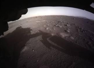 NASA publica fotos de Marte tomadas por Perseverance