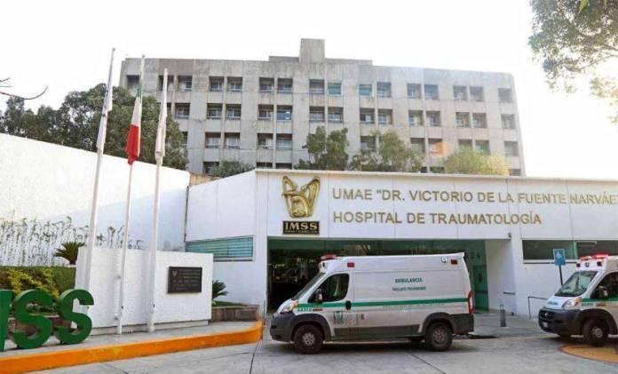 7 IMSS ordena investigación sobre paciente que falleció a las afueras de hospital